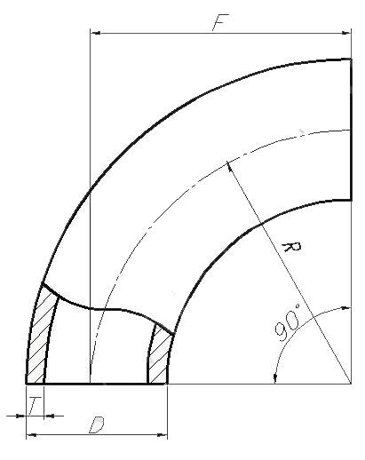 Переход концентрический ТУ 1468-020-39918642-2003